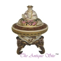Royal Worcester Pot Pouree