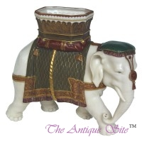 Royal Worcester Elephant Vase