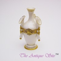 Royal Worcester Posy Vase (3 Pockets/Trumpets)