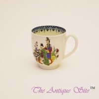 Royal Worcester First Period Japanesque Beaker (Coffee Cup)