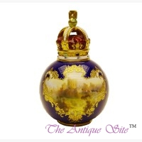 Royal Worcester Orb