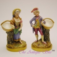 Royal Worcester Period Figures