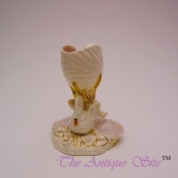 Royal Worcester Nautilus Shell Vase