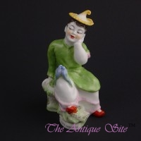 Royal Worcester Figure
