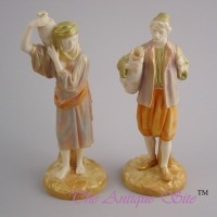 Royal Worcester Figures