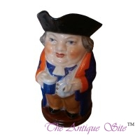 Royal Worcester (Mr) Toby Jug