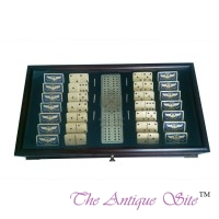 Faberge Imperial Domino Set
